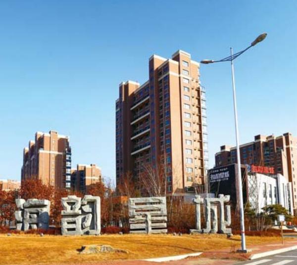 辽宁东戴河海韵星城
