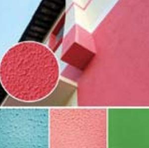 水性工业漆的种类及特点概况