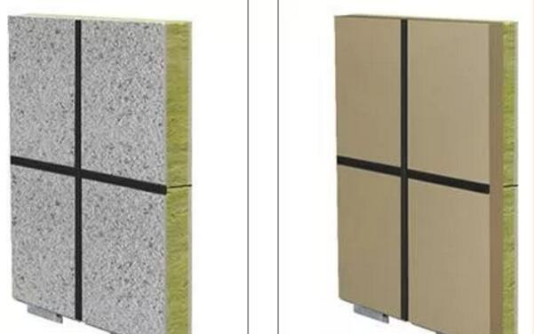 未来外墙保温的发展趋势—天然超薄石材保温装饰板